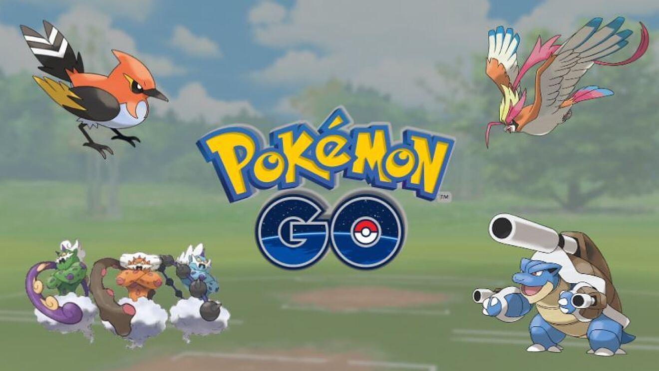 fotos d pokemon go